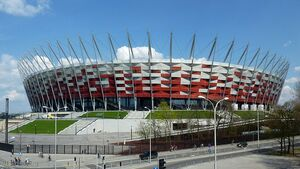 Poland National Stadium Warsaw 001