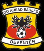 Go Ahead Eagles logo 001