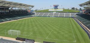 LA Galaxy stadium 002