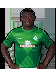 Werder Bremen Akpala 001