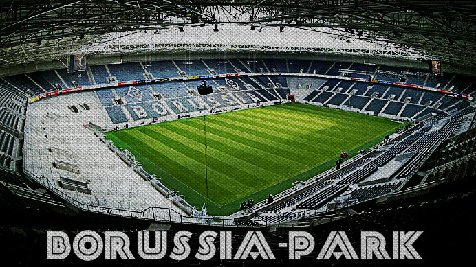 Borussia Monchengladbach Stadium Wallpaper 001