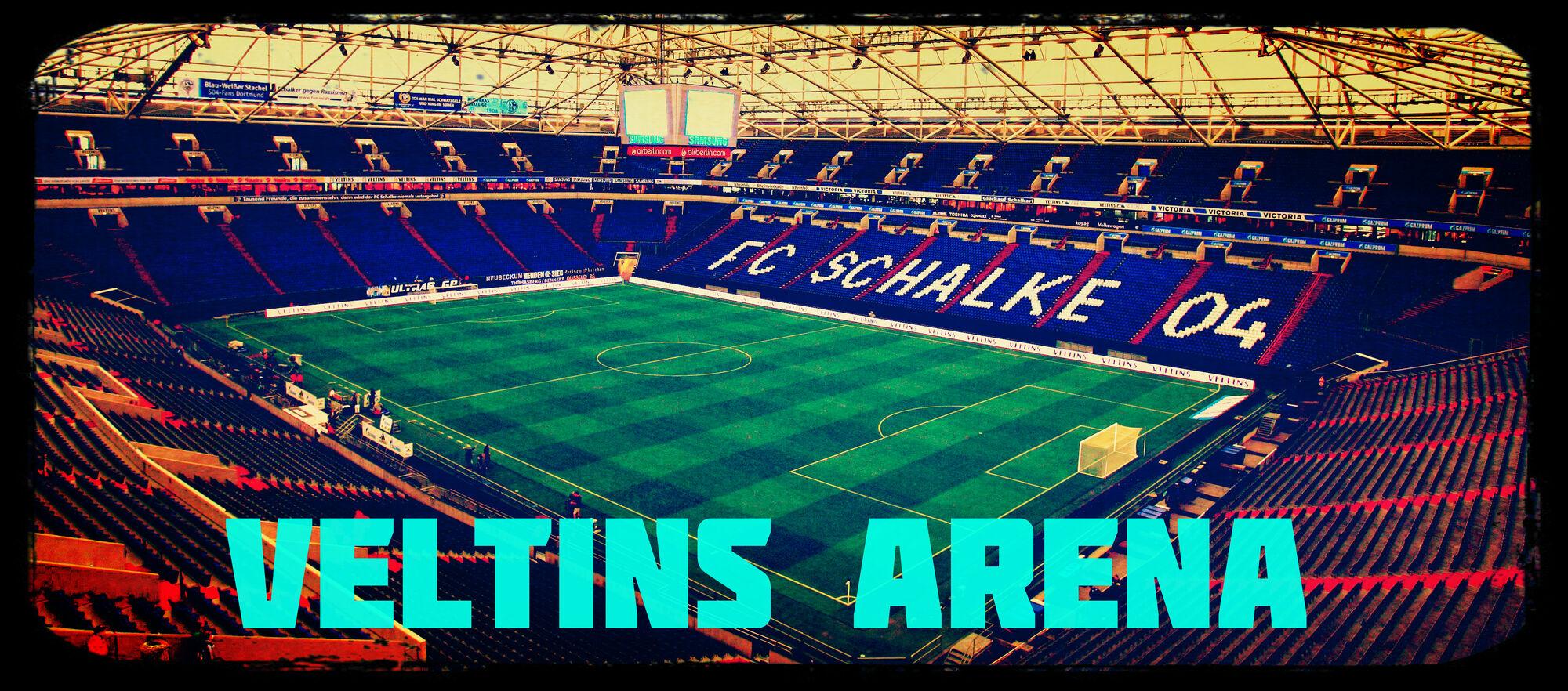 Schalke 04 Stadium Veltins Arena Wallpaper 001
