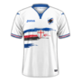 Sampdoria 2016–17 away