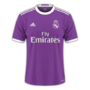 Real Madrid 2016–17 away