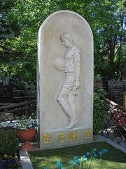 Yashin's Grave