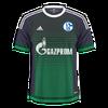 Schalke 04 2016–17 third
