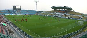 Chunnam Dragons Stadium 001