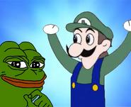 Pepe + weegee bros