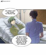Shin Sun-Il Injured