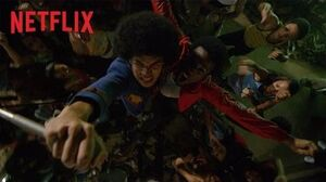 """The Get Down - """"Rule the World"""" - Netflix HD"""