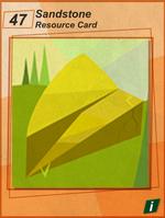 SandstoneCard