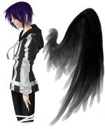 Wingie guy CG by somestrangeperson