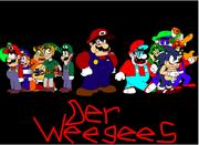 Weegee Poster