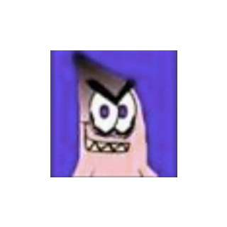 Pahtreek's head