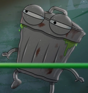 Webseries trash head