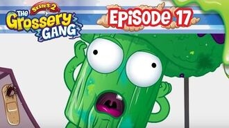 Grossery Gang Cartoon - Episode 17, Lifestyles of The Rich & Famous Part 1 - Cartoons for Children