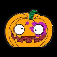 Puking Pumpkin Orange