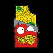 Oozy Muesli Bar Red