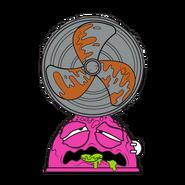 Filthy Fan Pink