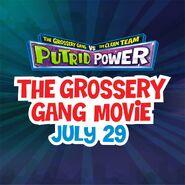 Grossery gang movie teaser