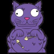 Cruddy cat 2
