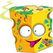 Stinky cheese alt