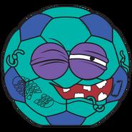 Scummy soccer ball 2