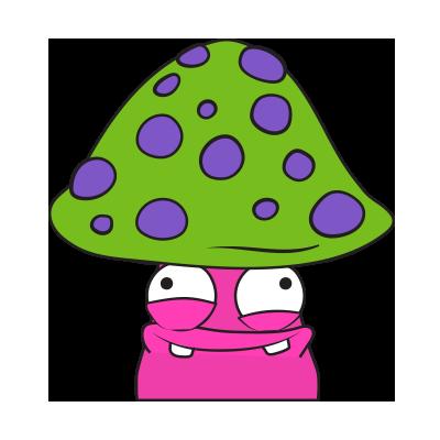 File:Mushy Mushroom Green.png