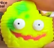 Cruddy Chip Yellow Figure