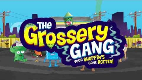 The Grossery Gang Cartoon Trailer