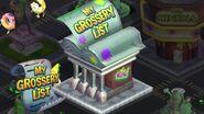 Grossery list grossery game