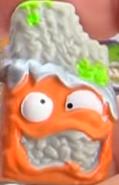 Oozy Muesli Bar Orange Figure