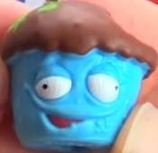 Stale Muffin Blue Figure