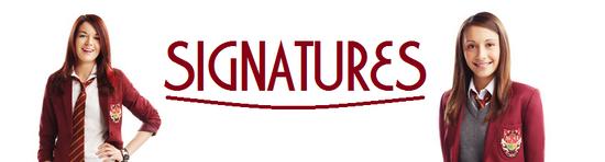 Joytricia Signatures