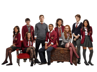 """Nickelodeon's """"House of Anubis"""" Season 3 Official Poster"""