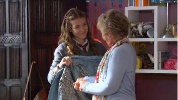 Nina and her gran