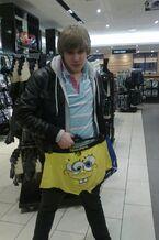 Mick spongebob