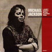 I Just Can't Stop Loving You (Michael Jackson single - cover art)