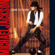 Leave Me Alone (Micheal Jackson single) coverart