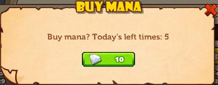 Buy Mana