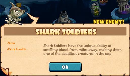 Shark soldier