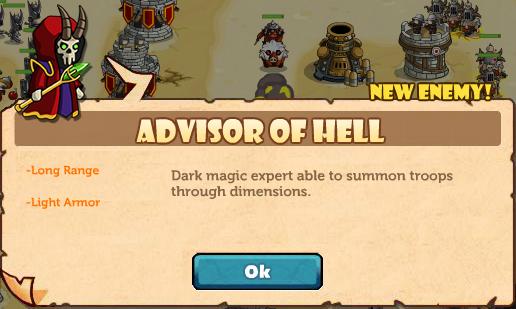 Advisor of Hell