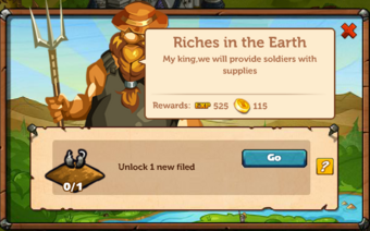Riches in the Earth