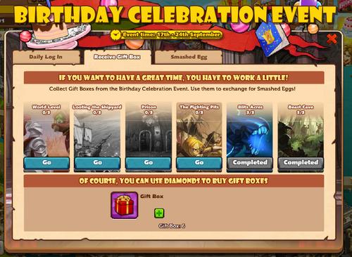 Birthday Celebration Event AG2 2015-09-17 Receive Gift Box 1