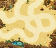 Toll Desert's Grave