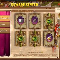 Daily Login Reward Thumbnail