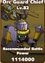 Orc Guard Chief