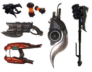 Brute Weapons