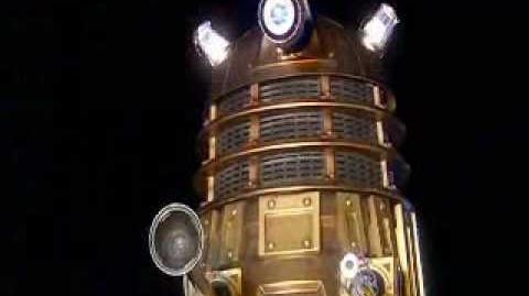 Doctor Who Evolution Of The Daleks Scene 5