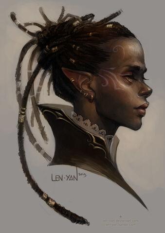 File:Dark skinned elf.jpg